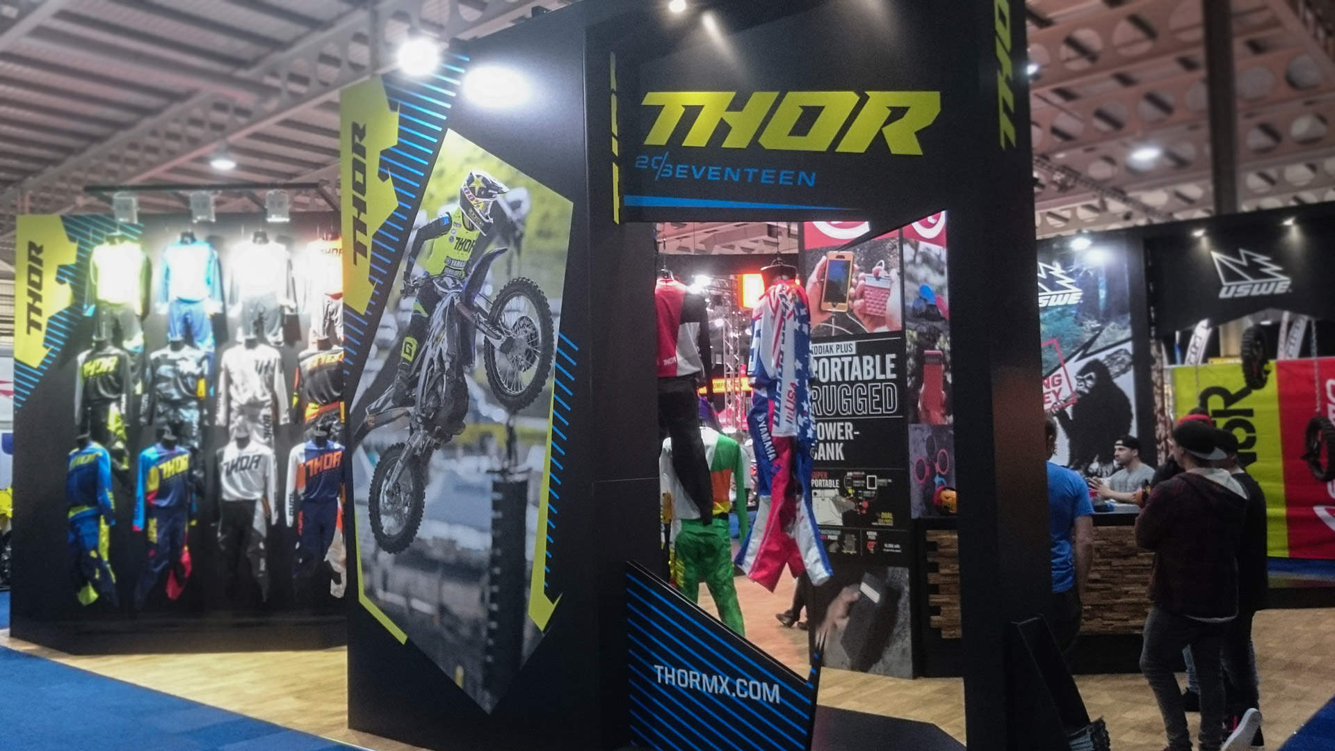 Dirt Bike Show UK - Thor Stand