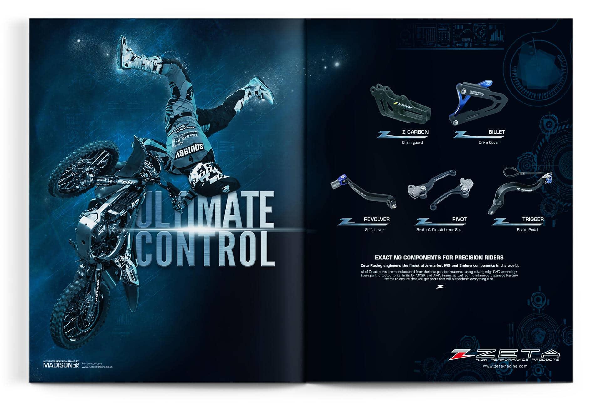 Zeta Racing | Advertising by Andrea Marchi