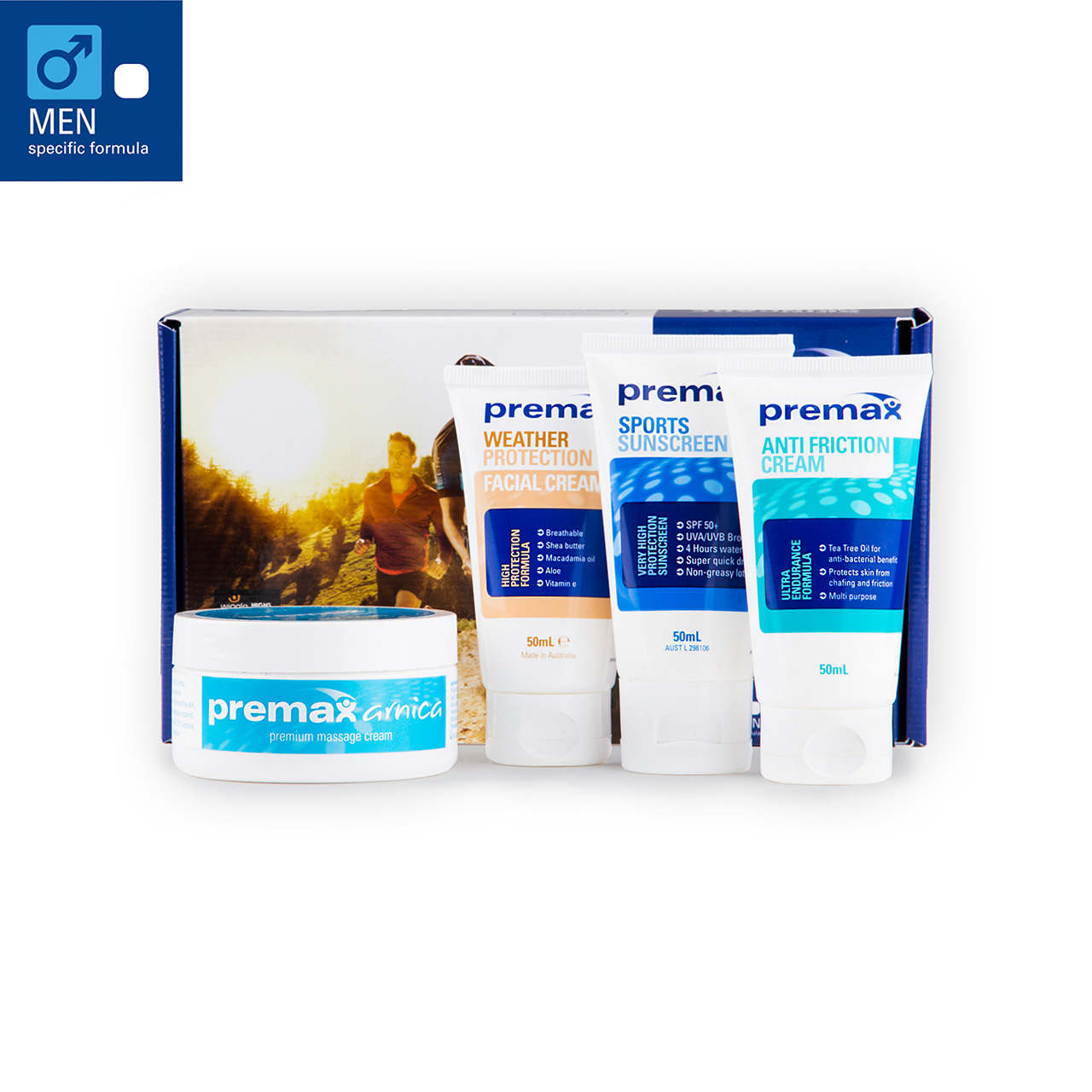 The ultimate skincare travel pack > Andrea Marchi Sport Design